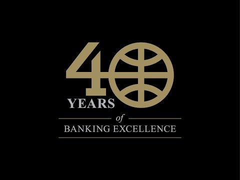 40 Years of Banking Excellence