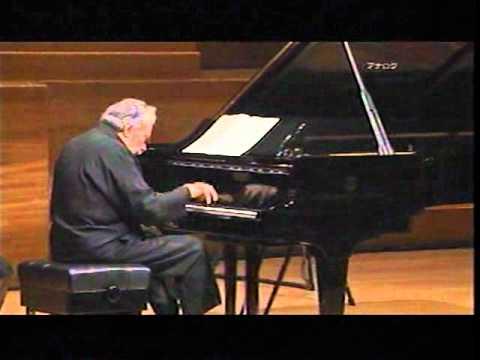 Leon Fleishe plays  Schubert  D960 フライシャー シューベルト
