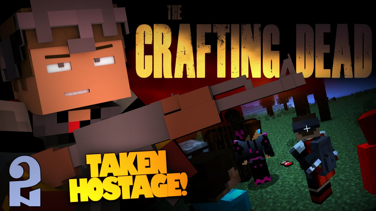 Minecraft The Crafting Dead Mod Pack