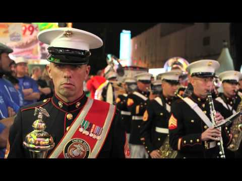 3rd MAW Band Puts on Vegas Performances