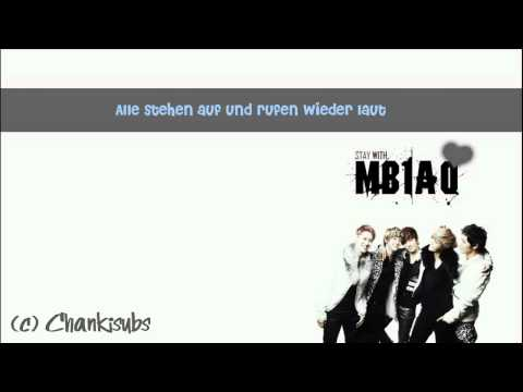 MBLAQ - Rolling u (German Subs) mp3