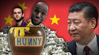 Lebron James & Zedd Join the China Chaos