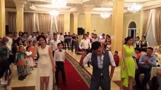 ФлешМОБ Жаналык&Жанна 15-06-2014 Узынагаш