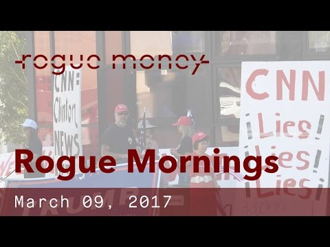 "Rogue Mornings with ""V"" & CJ -  Pedo Busts, What Inflation & MSM Propaganda (03/09/2017)"