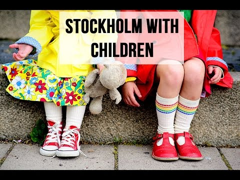 STOCKHOLM WITH CHILDREN... A FAMILY WEEKEND TRIP