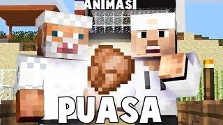 LUCU!!! Erpan dan Anto Berpuasa | Minecraft Animation