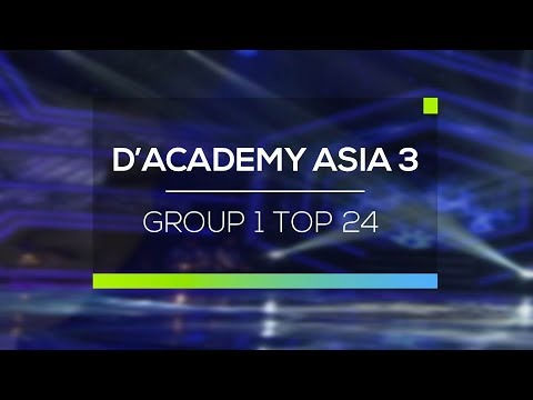 Highlight D'Academy Asia 3 - Group 1 Top 24