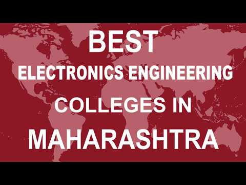 Best Electronics Engineering Colleges In Maharashtra