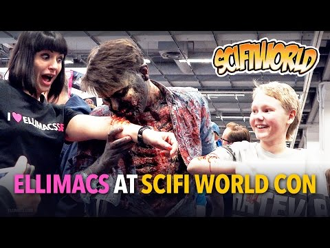 Ellimacs at SciFi World Con