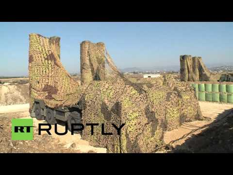 Syria: Russian S-400 missile defence system active at Hmeymim airbase