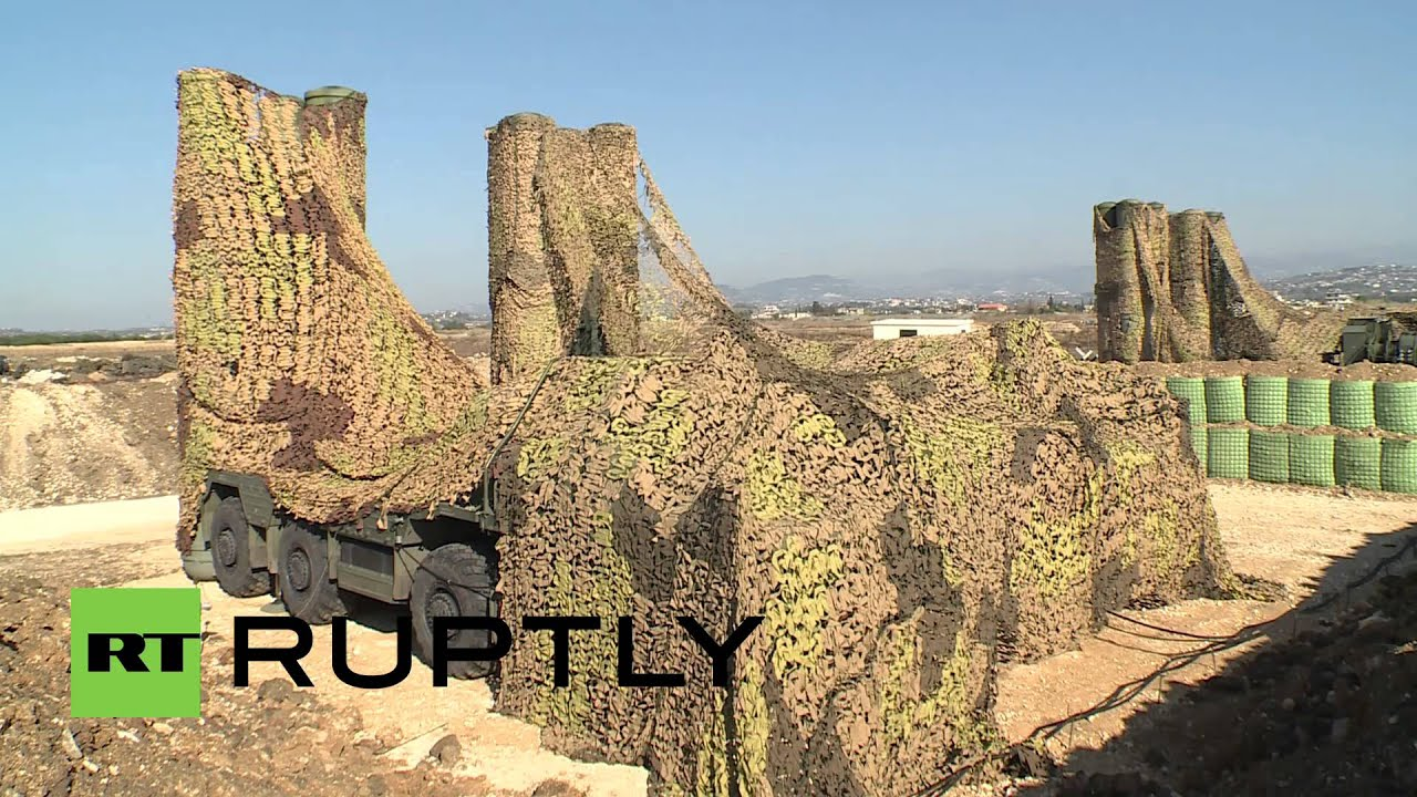 Syria: Russian S-400 missile defence system active at ...