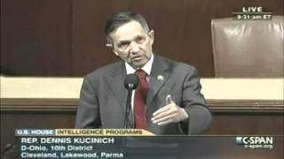 "Dennis Kucinich: ""What Happened to the Missiles?"""
