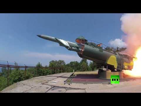 فرقاطة روسية تصد صاروخا ساحليا للعدو المفترض في البحر الأسود  - نشر قبل 2 ساعة