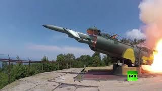 بالفيديو.. فرقاطة روسية تصد صاروخا ساحليا للعدو المفترض في البحر الأسود