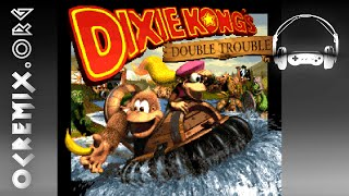 OC ReMix #2545: Donkey Kong Country 3 (SNES)