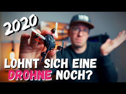 LOHNT Sich Eine DROHNE In 2020 Noch? Verbote Und Die Mavic Mini