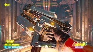Doom Eternal - Secret Burst-Fire Pistol Gameplay ( Secret Weapon )