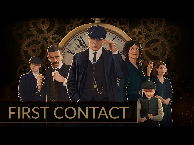 [FR] Peaky Blinders Mastermind - First Contact - Retour vers le futur