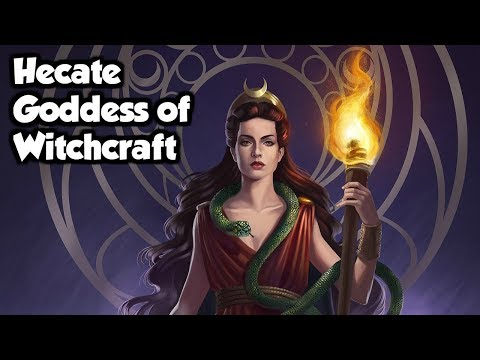 Hecate: Goddess of Witchcraft & Necromancy - (Greek Mythology Explained)