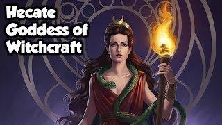 Hecate: Goddess of Witchcraft & Necromancy - (Greek Mythology Explained)