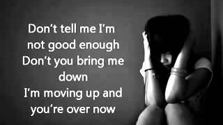 Unbreakable Lyrics Faydee ft Miracle YouTube