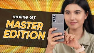 Realme GT Master Edition Review!