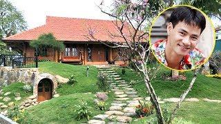 Cận Cảnh Biệt Thự Nhà Vườn Hoành Tráng Của Danh Hài Xuân Bắc - TIN TỨC 24H TV