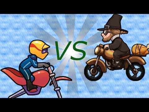 [Bike Race TFG] Thanksgiving & Normal bikes speed Differences
