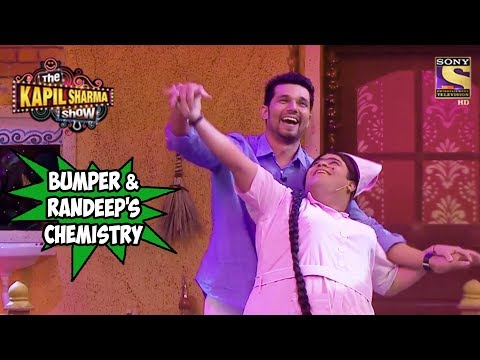 's Chemistry With Randeep Hooda  The Kapil Sharma