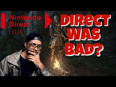Download Youtube: The Nintendo Direct Mini Was Bad?!