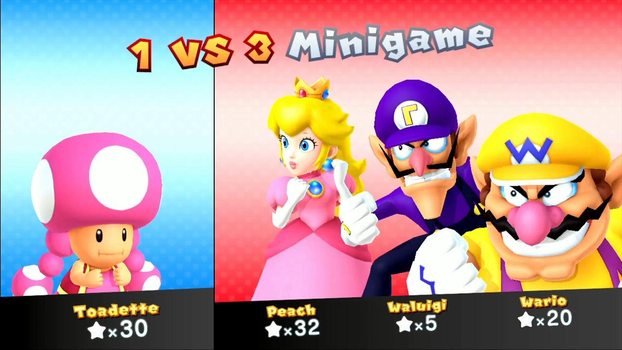 Mario Party 10 - Chaos Castle (2 Player - Master CPU ...