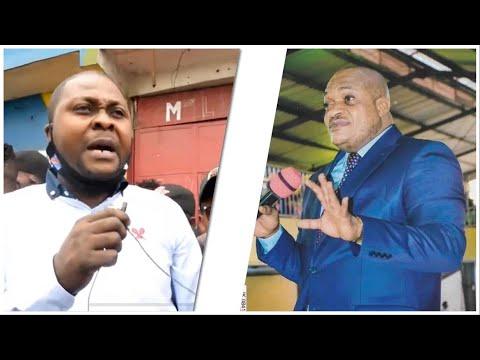 PASTEUR GUILY na RENE DE L'UDPS ba panzi FCC na liberation ya EVEQUE MUKUNA