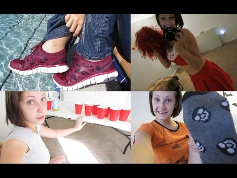 Wetlook, Nikes & Halloween!!