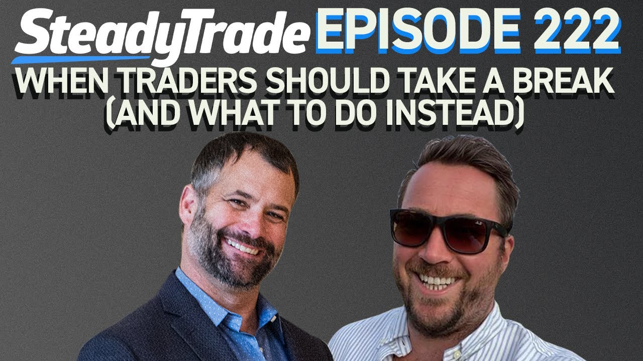 Download Ep 222: When Traders Should Take a Break (And What to Do Instead)