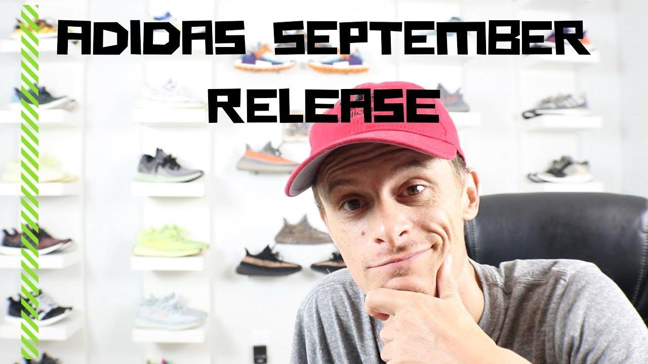daf3152913356 ADIDAS September RELEASES (Footpatrol 4D