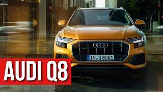 Audi Q8 2018 // Stenni Тест-драйв