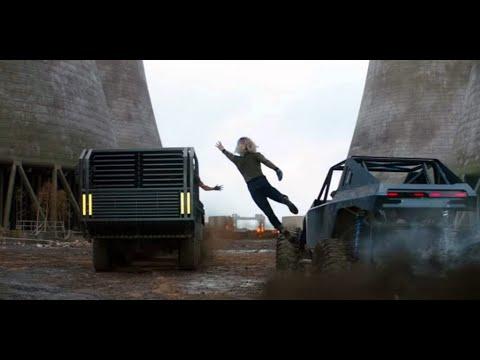 Лысые качки катаются по реактору номер 4 \ Форсаж: Хоббс и Шоу Fast & Furious Presents: Hobbs & Shaw