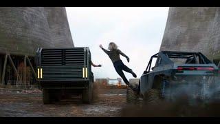 Лысые качки катаются по реактору номер 4  Форсаж: Хоббс и Шоу Fast & Furious Presents: Hobbs & Shaw