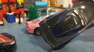 Cars 3 Rust-Eze Mini Adventures Episode 3 Jackson Storm