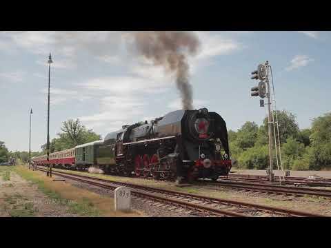Luženská setkání 2017/Meeting Czech steam locomotives ni Lužná u Rakovníka 2017