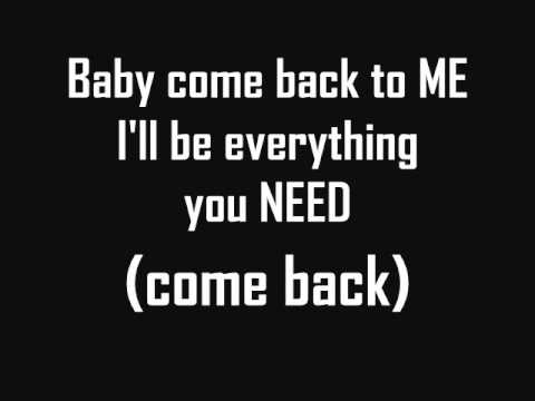 "Utada Hikaru (宇多田ヒカル) - ""Come Back To Me"" (Lyric Video)"