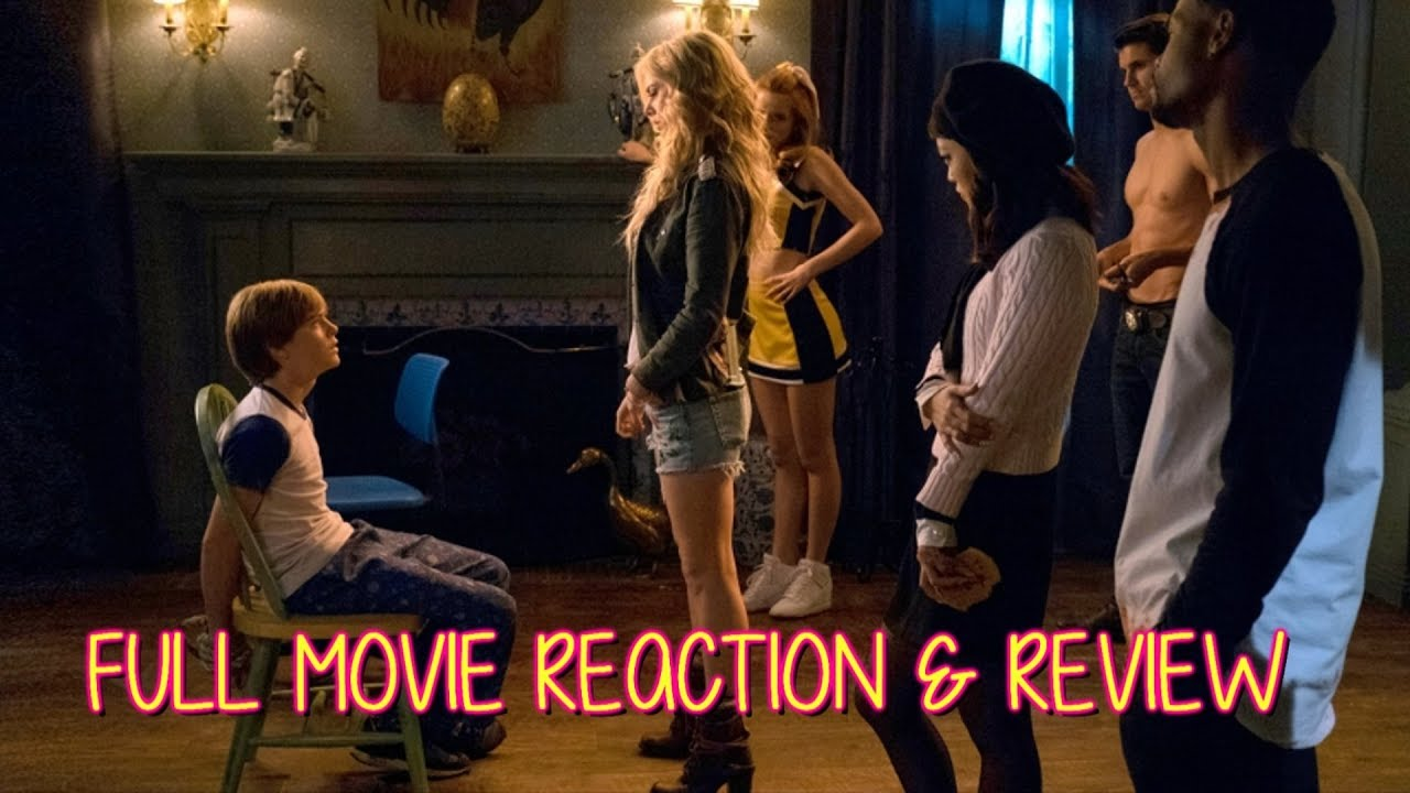 Download THE BABYSITTER Full MOVIE REACTION & REVIEW