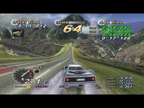 """Outrun 2 SP Route A (4' 38"""" 166)"""