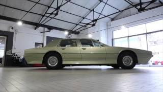 Aston Martin Lagonda Tickford - Nicholas Mee & Co Ltd - Aston Martin Heritage Specialists