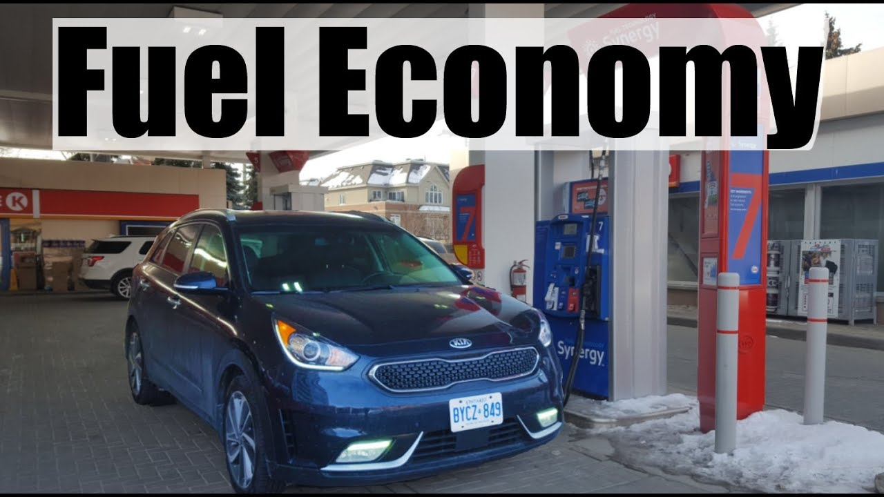 Kia Niro Mpg >> 2019 Kia Niro Fuel Economy Mpg Review Fill Up Costs