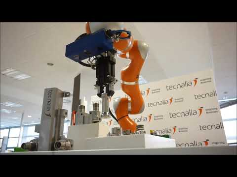 <p>Autonomous industrial robot: programming a flexible assembly task using Skills &#038; 3D Vision</p>