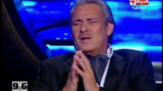 فاروق الفيشاوي: لا أهاجم عادل امام ولكن تاريخ مصر أكبر بكثير من أفلامه