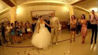 Удивительный свадебный танец _ www.kindrat.in.ua