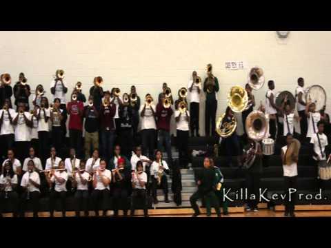 Cass Tech High School Alumni Band - 7 Day Weekend - 2012