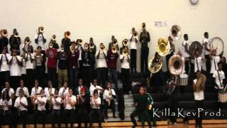 Cass Tech High School Alumni Band - 7 Day Weekend - 2012